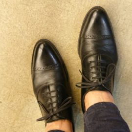 Craftsman's shoes!
