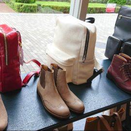 今年の秋冬はボナンザのブーツと新作リュック!!